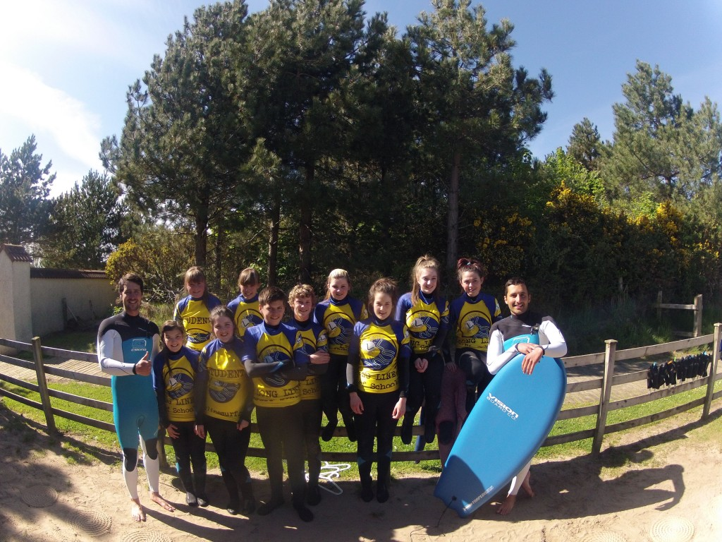 Surf Club Groups