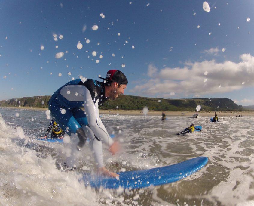 Surf Lessons Northern Ireland