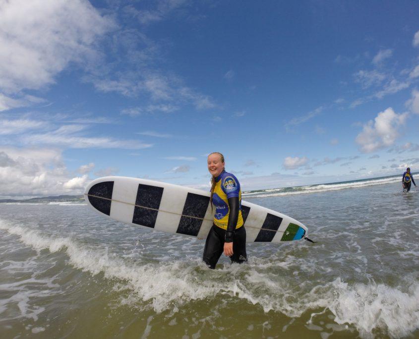 Birthday Surf Lesson