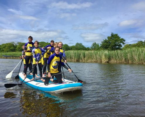 Kids SUP Big Day Out