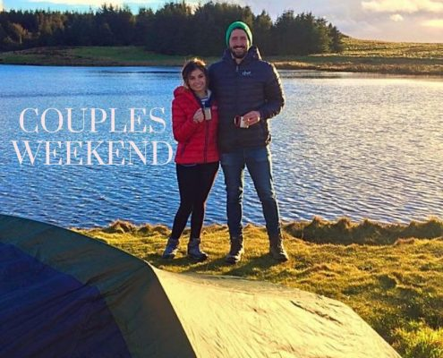 outdoor couples weekend