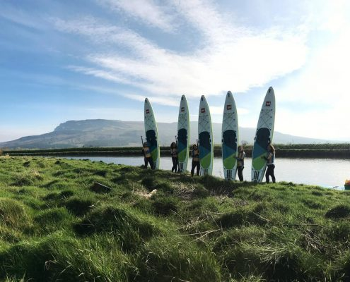 sup hire northern ireland