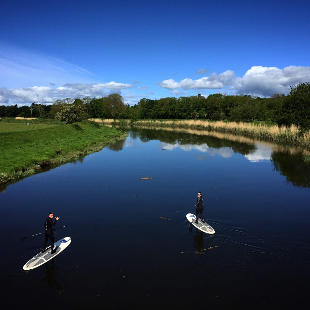 Stand Up Paddleboarding Northern Ireland